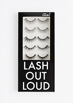 5-Piece Lash Out Loud Lashes Set