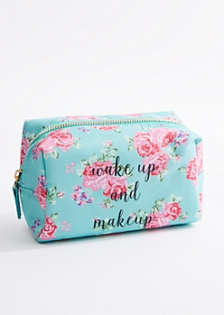 Wake Up Makeup Bag