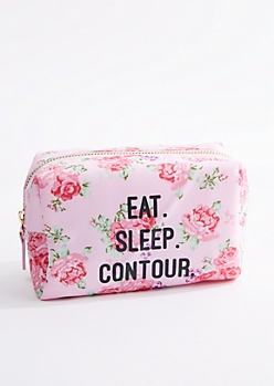 Eat.Sleep.Contour Makeup Bag