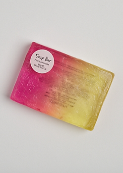 Pink Lemonade Bar Soap