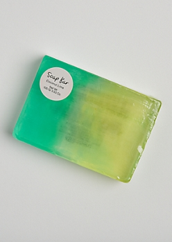 Coconut Lime Bar Soap