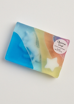 Rainbow Unicorn Bar Soap