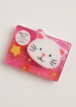 Kitty Star Bar Soap