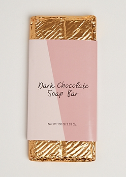 Dark Chocolate Soap Bar
