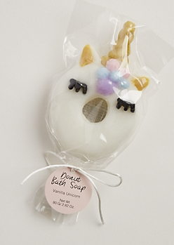 Vanilla Unicorn Donut Bath Fizz