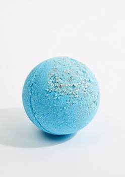 Bling Bomb Blueberry Bath Bomb