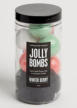 Jolly Bombs Bath Fizzers