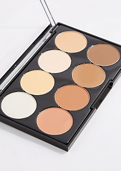 Flawless Powder Contouring Palette By Celavi