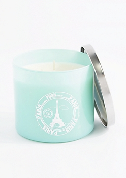 3-Wick Posh Scented Candle