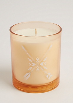 Tribal Arrow Beachgrass Candle
