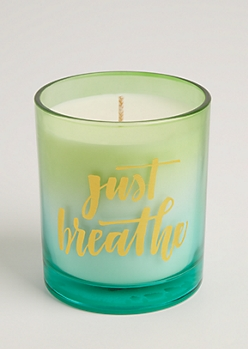 Just Breathe Coconut & Vanilla Candle