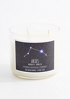 3-Wick Aries Scented Candle