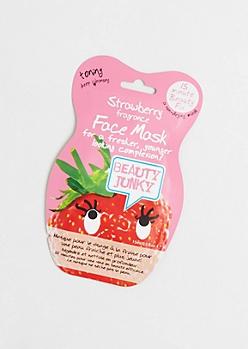 Strawberry Fragrance Face Mask
