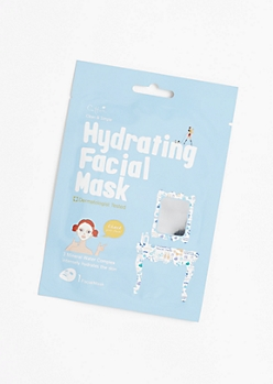Hydrating Facial Sheet Mask by Cettua®