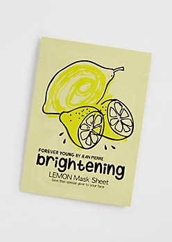 Brightening Lemon Mask Sheet by Forever Young™