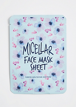 Blue Micellar Face Mask Sheet by Jean Pierre