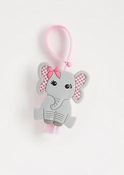 Marshmallow Elephant Hand Sanitizer