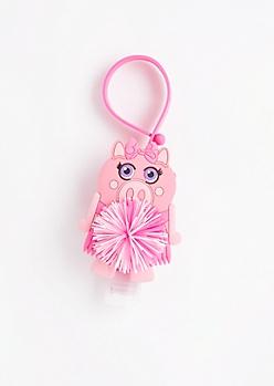 Lollipop Swirl Piggy Hand Sanitizer