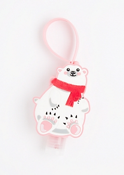 Polar Bear Peppermint Hand Sanitizer