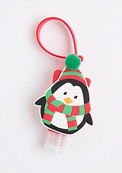Candy Apple Penguin Hand Sanitizer