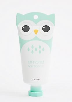 Almond Owl Hand Cream