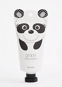 Grape Panda Hand Cream
