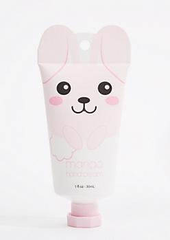 Mango Bunny Hand Cream