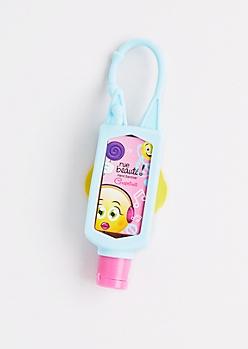 Grapefruit Emoji Travel Hand Sanitizer