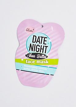 Date Night Shea Butter Face Mask