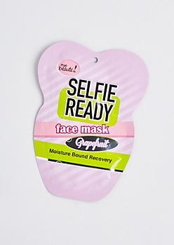 Selfie Ready Grapefruit Face Mask