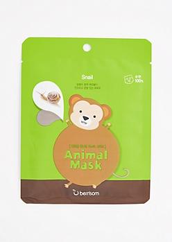Monkey Snail Filtrate Sheet Mask by Berrisom