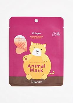 Cat Collagen Sheet Mask by Berrisom