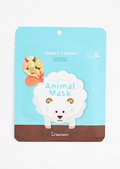 Sheep Vitamin C Sheet Mask by Berrisom