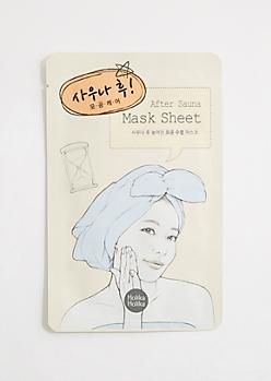 After Sauna Sheet Mask by Holika Holika