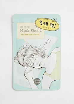 Before Sleep Mask Sheet by Holika Holika
