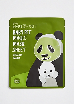 Panda Baby Pet Magic Mask Sheet By Holika Holika