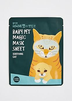Cat Baby Pet Magic Mask Sheet By Holika Holika