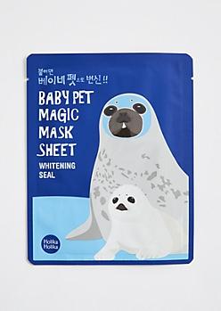 Seal Baby Pet Magic Mask Sheet By Holika Holika