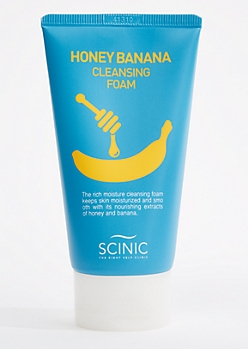 Honey Banana Cleansing Foam By Scinic