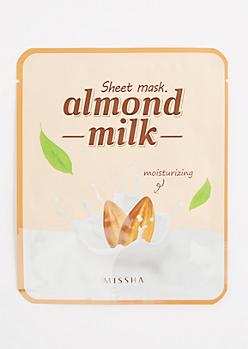 Almond Milk Sheet Mask By Missha