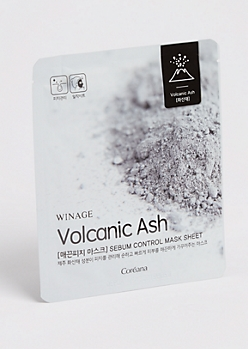 Volcanic Ash Sheet Mask By Coreana