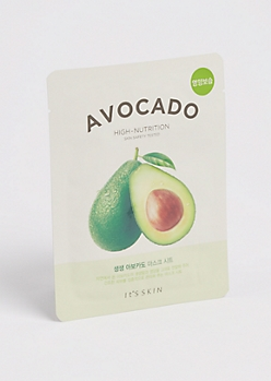 Avocado Sheet Mask By It