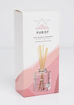 Purist Rose Quartz Home Diffuser