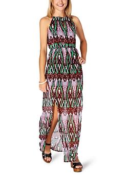 Island Getaway Maxi Dress
