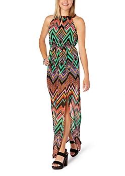 Caribbean Cruise Maxi Dress