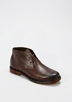 Brown Chukka Boot