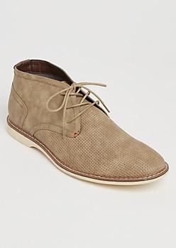 Sand Vintage Wash Chukka Boots By XRay