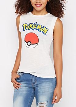 Pokemon Soft Knit Tank Top