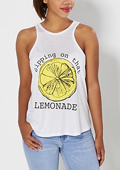 Sipping On That Lemonade Tank