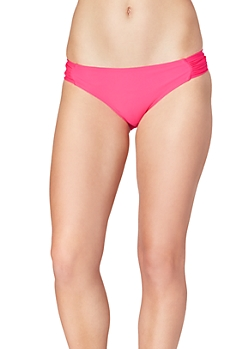 Neon Side Ruched Bottom
